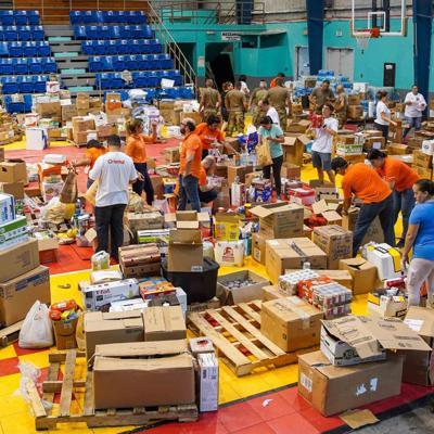 Puerto Rico Cambia envía 132,940 a las Bahamas