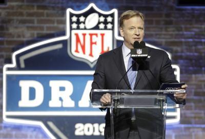 NFL realiza ensayo del draft sin mayores complicaciones