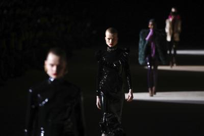 Saint Laurent será una casa de modas totalmente libre de pieles en sus colecciones para el próximo año
