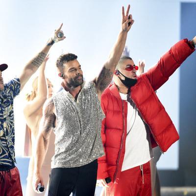 Fiesta boricua en el Latin Grammy