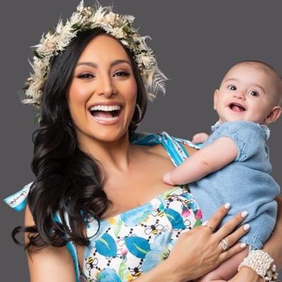 Nicole Chacón aboga por los niños prematuros