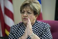 Alcaldesa abandona reunión con Rosselló