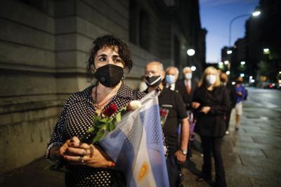 Argentina Carlos Menem