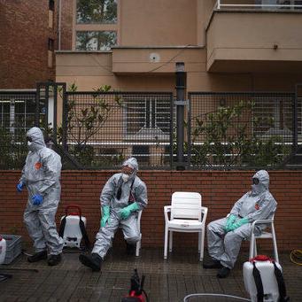No se contabiliza a muchas víctimas de Covid-19 en Europa