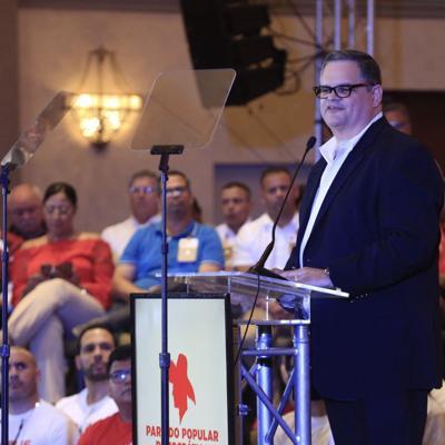 Predomina el llamado a la unidad en la convención PPD