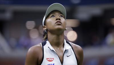 Naomi Osaka cae en el Abierto de Estados Unidos