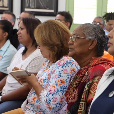 Celebran encuentro de líderes comunitarios en San Juan