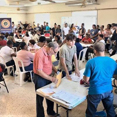 Realizan feria en Loíza para obtener Licencias de Aprendizaje