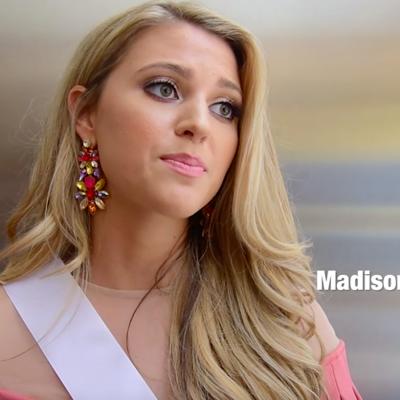 Rumbo a la corona: Miss Toa Baja, Madison Anderson