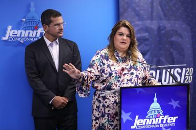 Pierluisi y González comienzan campaña por Facebook Live