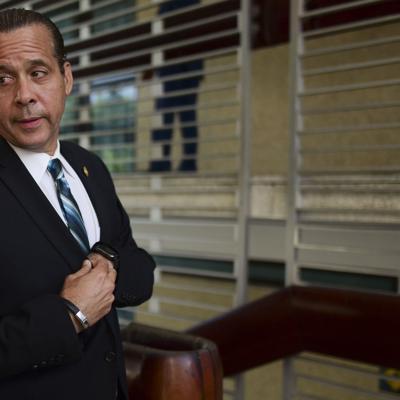 Jorge Navarro quiere frenar a empresarios de Ley 22 que comentan delitos
