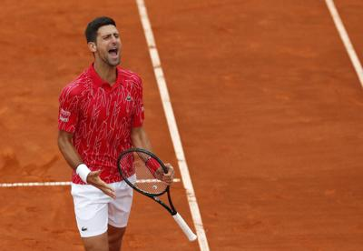 El tenista Novak Djokovic da positivo a Covid-19