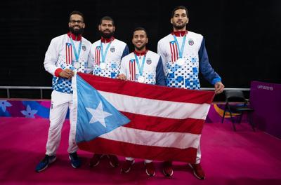 """""""Agridulce"""" final para Puerto Rico en el 3x3"""