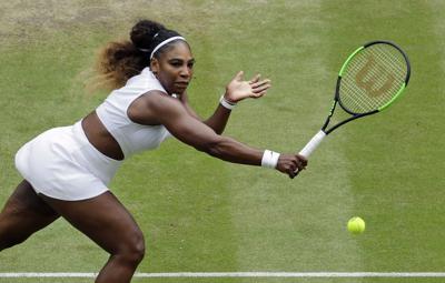 Serena Williams avanza a la semifinal en Wimbledon