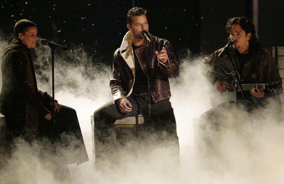 Ricky Martin Latin Grammy 2006