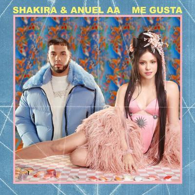 Shakira estrenará tema con Anuel AA