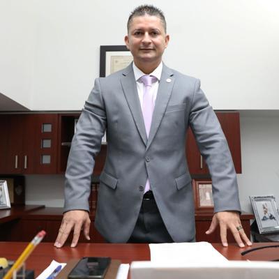 Caras nuevas en la Legislatura: Eladio 'Layito' Cardona