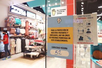 Tímida la acogida en la mayoría de los centros comerciales