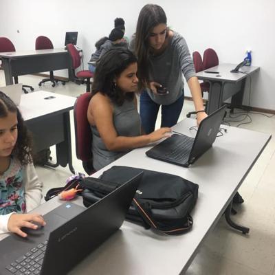 Gia Mar Ramos: Impulsando a niñas a las ciencias