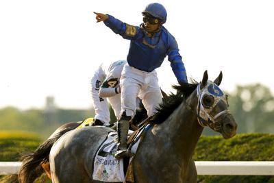 Essential Quality se impone en el Belmont Stakes