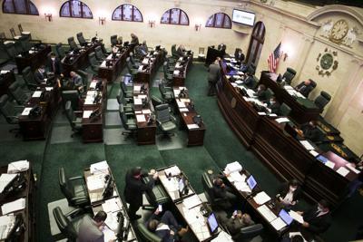 Capitolio, Sesion Ordinaria, Camara de Representantes
