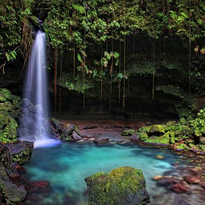 De paseo por Dominica