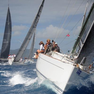 Regresa el BVI Spring Regatta & Sailing Festival