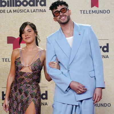 Así lucieron algunos artistas en la alfombra roja de los Premios Billboards de la Música Latina