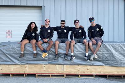 Estudiantes del RUM se titulan campeones en una competencia de botes en Ohio