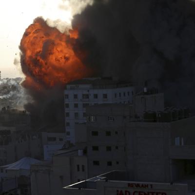 Israel mata a comandantes de Hamas tras ataques con cohetes