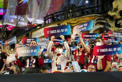 Super Bowl desata locura dentro y fuera del estadio