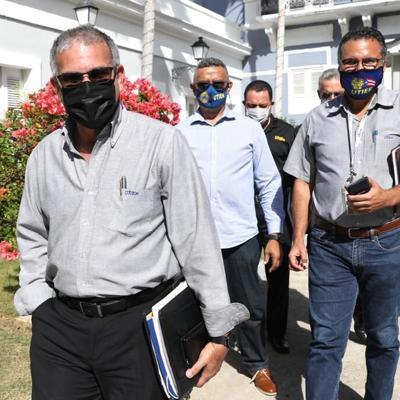 UTIER llega a Fortaleza para hablar del contrato con LUMA
