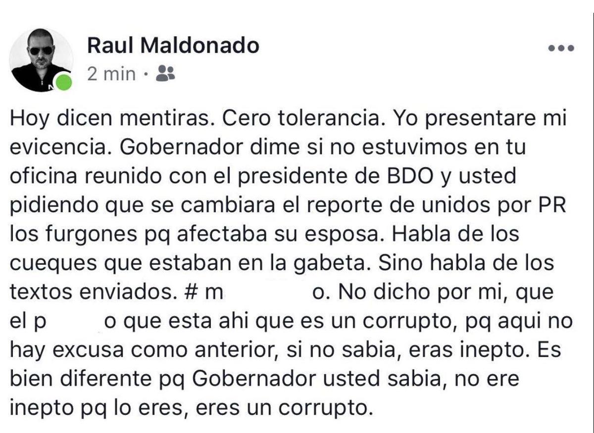 Raúl Maldonado