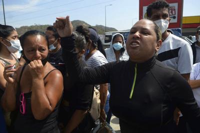 Piden agilidad para investigar masacre en cárcel de Ecuador