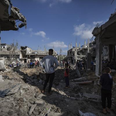 Tanques israelíes atacan Gaza