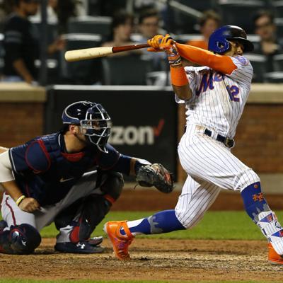 Lindor y Conforto lideran el triunfo de los Mets ante los Bravos