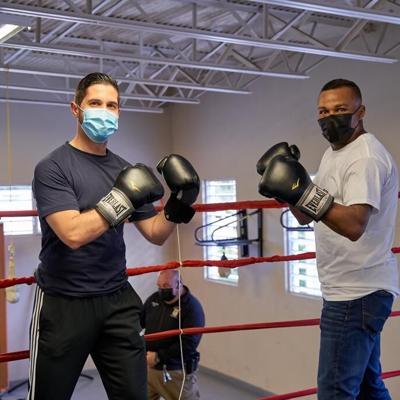 Félix 'Tito' Trinidad: padrino del Programa de Boxeo de San Germán