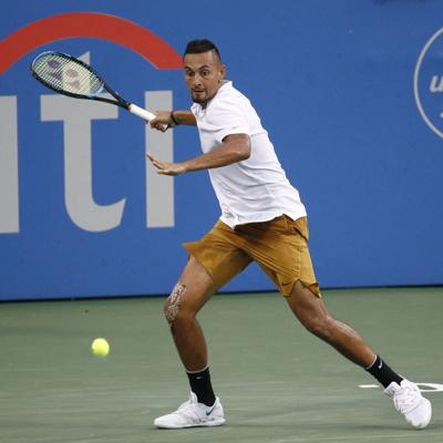 Kyrgios no disputará el US Open por coronavirus