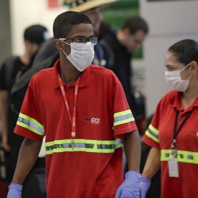 Brasil confirma primer caso de coronavirus en Latinoamérica