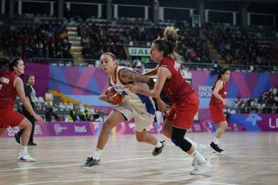 Baloncesto femenino Lima 2019
