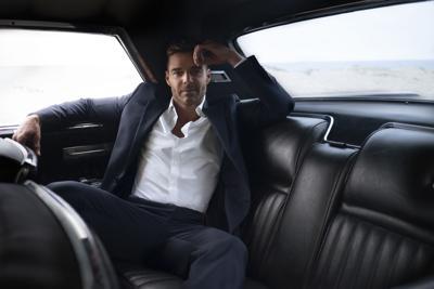 Con el amor como motor Ricky Martin