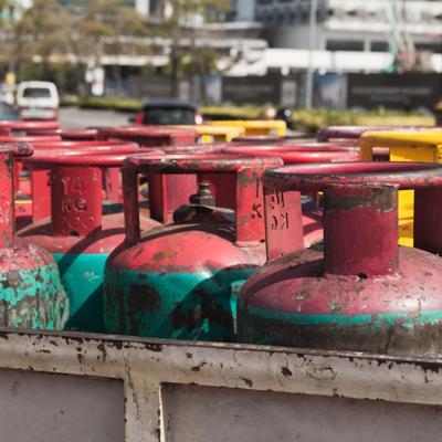 DACO frena aumento del gas