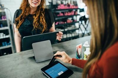 compra con tarjeta de crédito