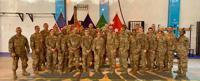 Soldados boricuas regresan a Puerto Rico