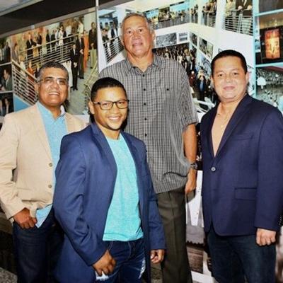 """Quijote Morales: """"Es un orgullo estar en este grupo"""""""