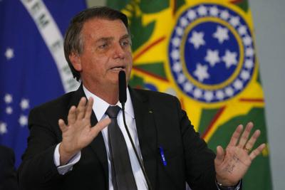 El presidente de Brasil sale del hospital tras obstrucción intestinal