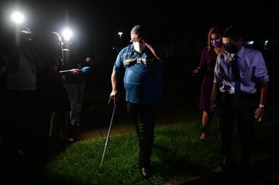 Juanma López sale en libertad luego de que le rebajaran la fianza en el caso por violencia doméstica