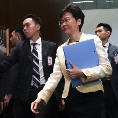 Gobierno de Hong Kong retirará propuesta que causó protestas