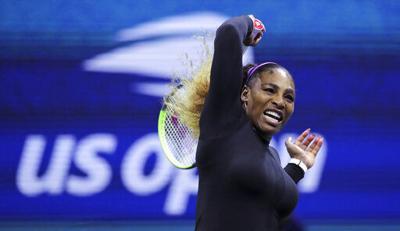 Serena arrolla a Sharapova en el US Open