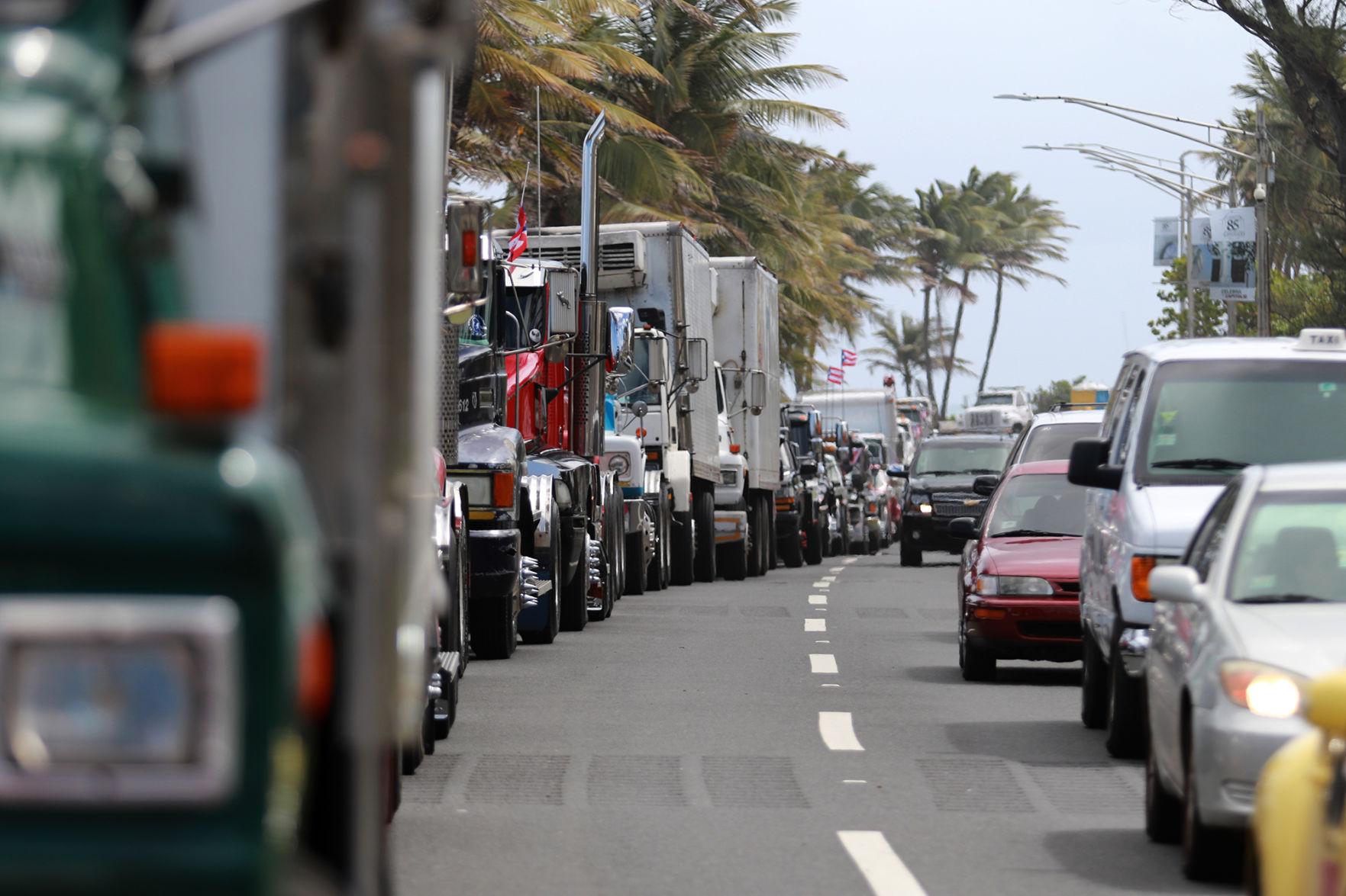 Paro de camioneros no reducirá la gasolina